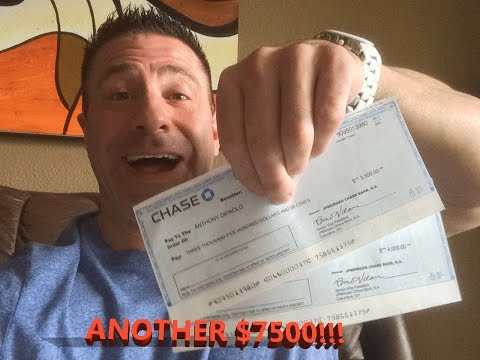 National Wealth Center Big Ticket - Boom!