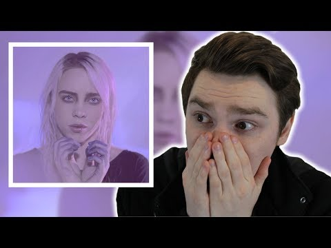 NEVER Listened to BILLIE EILISH - Reaction