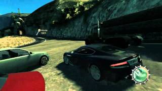 James Bond 007 Blood Stone - Last Mission (Car Chase and Ending Scene)