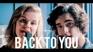 Download Louis Tomlinson - Back to You ft. Bebe Rexha (Cover by Alexander Stewart & Serena Rutledge) MP3 song and Music Video