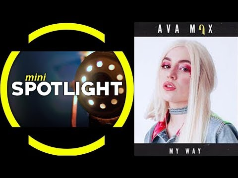 Ava Max Interview | AfterBuzz TV's Mini Spotlight