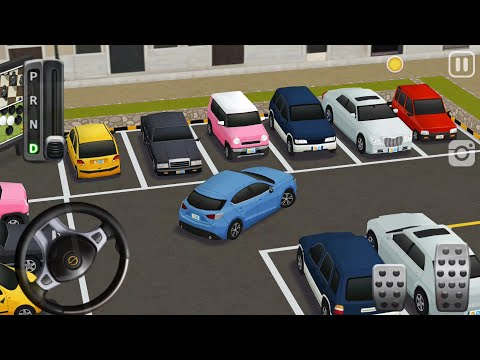 Dr. Parking 4 #13 NEW CAR! M- League 1-17 - Android IOS gameplay