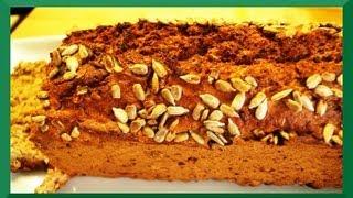 5 Minuten Brot - Vollkornbrot selber backen ♥ ganz einfach in 5 Minuten Vorbereitungszeit