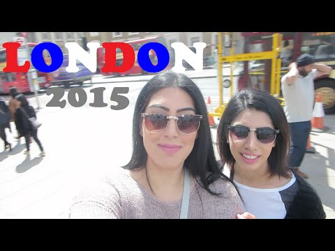VLOG | London 2015 | keepingupwithmona
