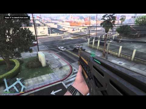 gta 5 ps4 how to get railgun