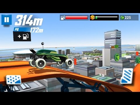 Hot Wheels Race Off By Hutch Games Racing Game For Android And