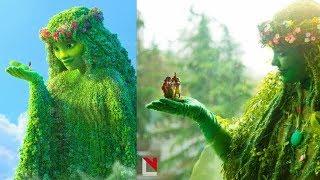 Disney Moana Characters In RealLife