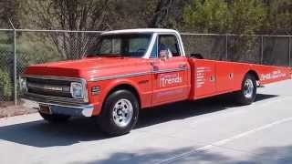 Finnegan's Garage Ep 20: It's Too Hot in the Ramp Truck-'73 Chevy C30 Upgrades