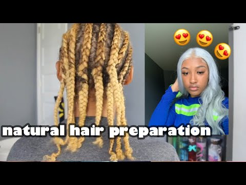 how-i-wash-and-prep-my-natural-hair-for-my-wigs -flat-results! -saria-raine