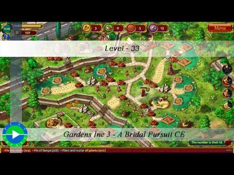 Gardens Inc 3 - A Bridal Pursuit CE - Level 33 - YouTube
