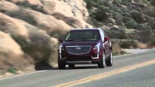 2017 Cadillac XT5 Тест-драйв
