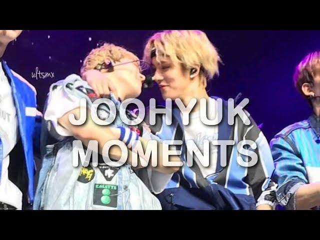 JOOHYUK/MINHEON MOMENTS #5 Jooheon & Minhyuk