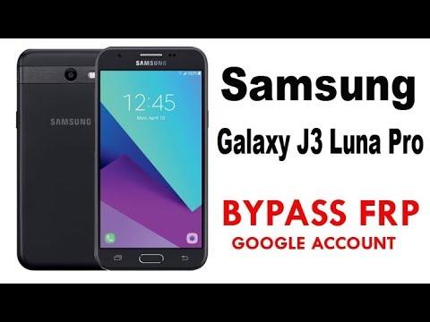 Samsung Galaxy J3 Luna Pro FRP Lock Bypass Easy Steps & Quick Method 100% Work