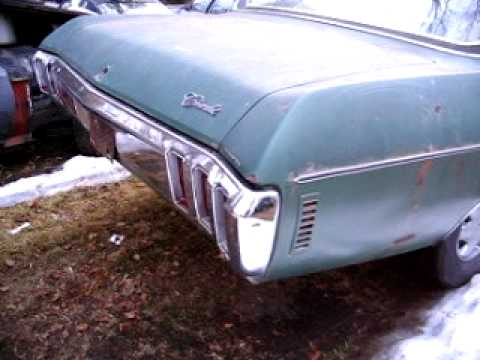 1970 Chevy Impala For Sale in Vermont 71k miles 350-300hp ...