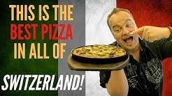 The Best Pizza in Switzerland is in Arbon TG (Restaurant Alpenblick) - BalzUp Ep 84