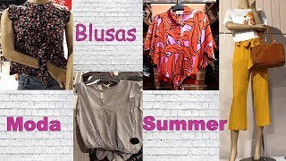 BLUSAS SUMMER FASHION WOMEN 😍