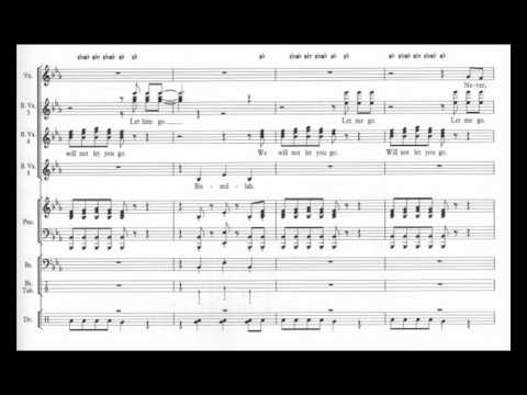 Queen  - Bohemian Rhapsody with score
