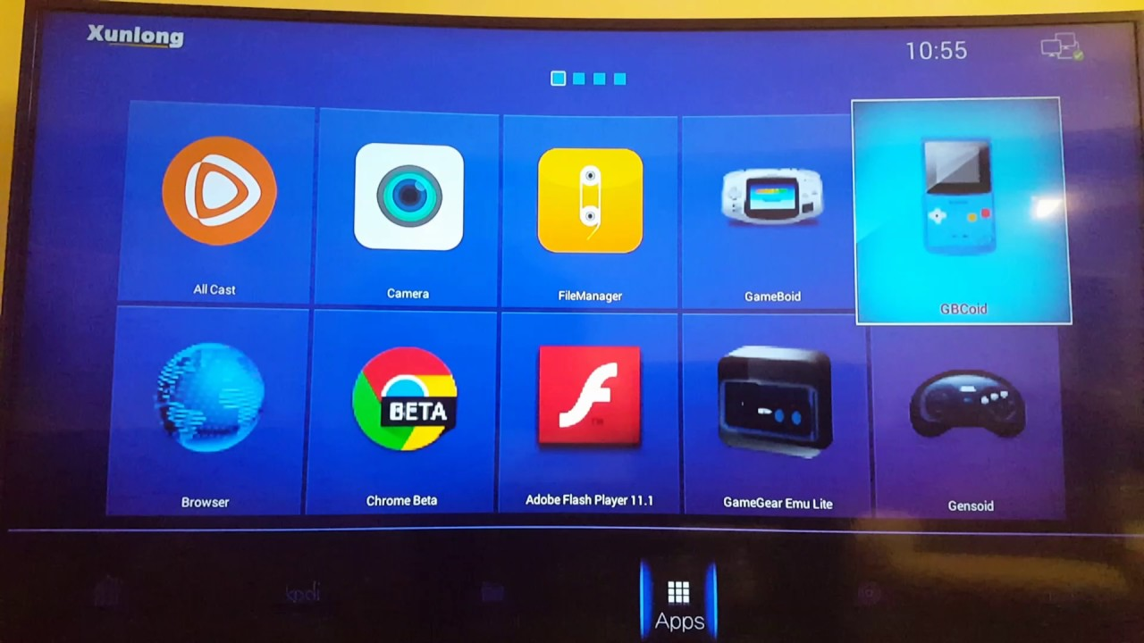 IPTV and Kodi on Orange Pi PC