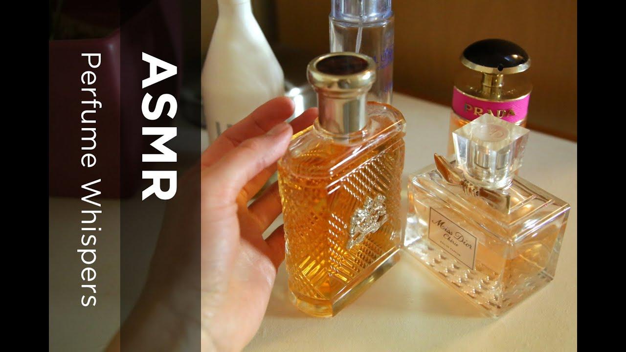 ASMR Perfume Whispers (ENG) - YouTube - photo#34