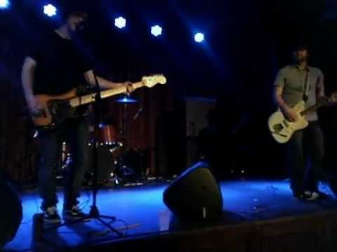 """All Eyes West """"Clocks on Slow"""" @ The Bell House  Brooklyn, NY  2011"""