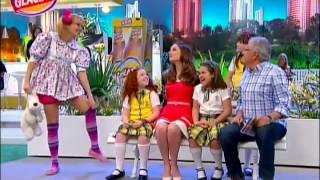 A Praça É Nossa - Professora Helena leva alunas para conhecer Nina