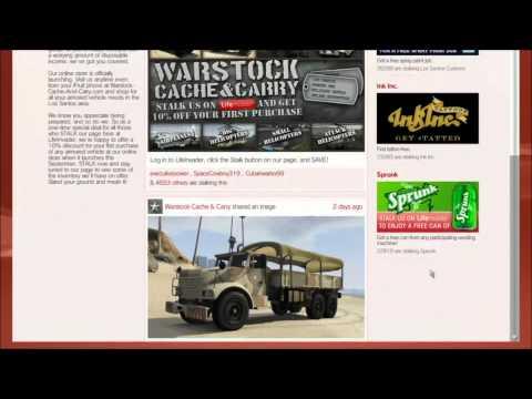 LifeInvader Website on SocialClub!