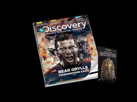 Discovery Channel Magazine Turkiye Kasim