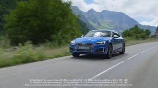 The new Audi A5 and S5 Sportback