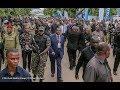 Shuhudia Ulinzi wa Rais Magufuli Arusha