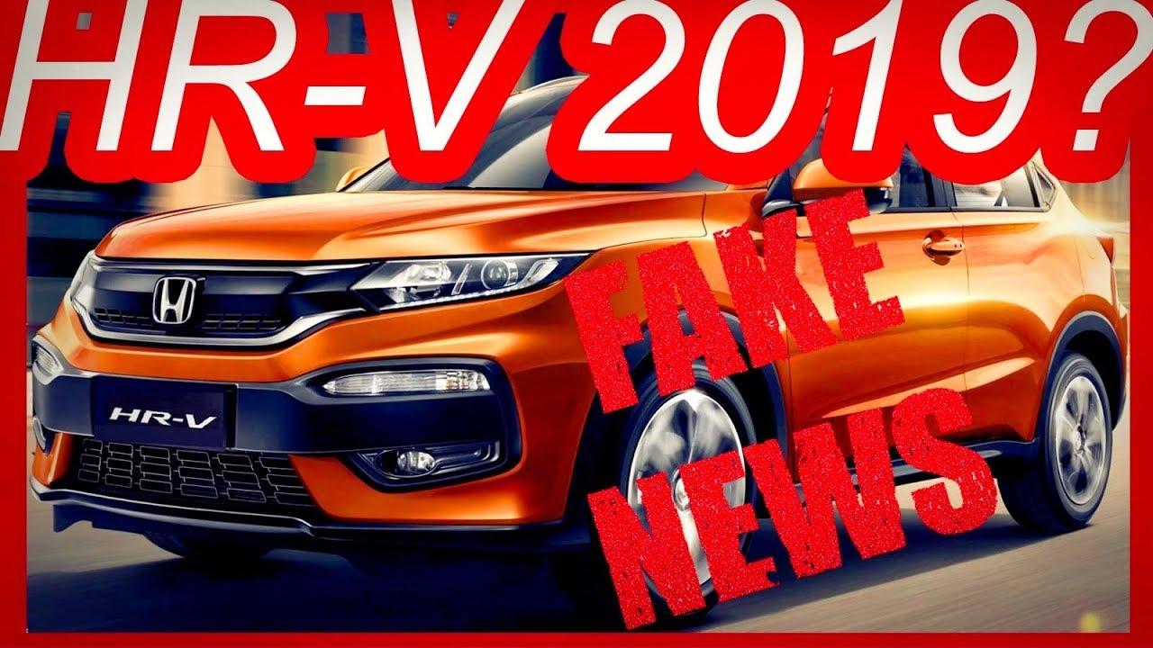 Honda Hrv 2019 >> Novo #Honda #HRV #Facelift 2019? - YouTube