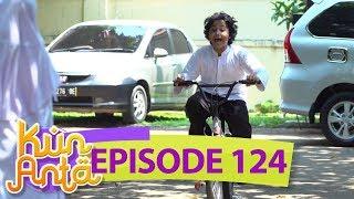 Haikal  Naik Sepedanya Ngebut! Para Santri Wati Hampir Ketabrak - Kun Anta Eps 124