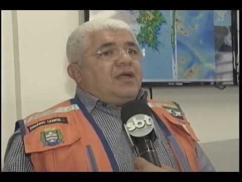 Chuvas causam transtornos em Maceió