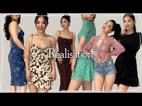 Realisation Par Haul 🌼 리얼리제이션 원피스 하울 Summer dress | Chaileeson