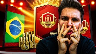 SZCZĘŚCIE WRÓCIŁO!! NAGRODY ZA FUT CHAMPIONS I DIVISION RIVALS! / FIFA 19 ULTIMATE TEAM PL