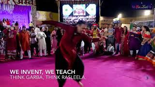 Gambar cover WE INVENT WE TEACH | LEARN GARBA | HARDIK MEHTA | GARBA KING | RASLEELA