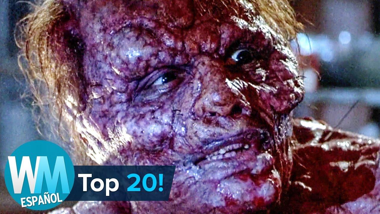¡Top 20 REVELACIONES de MONSTRUOS en el Cine!