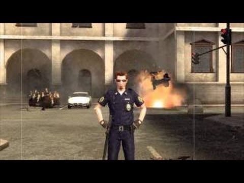 postal 2 police uniform