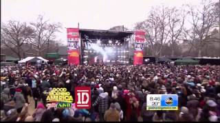 Repeat youtube video One Direction - Midnight Memories GMA November 2013
