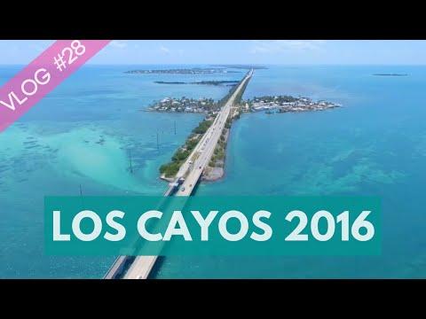 ¡RoadTrip Los Cayos de Florida! - VLOG #28 - MIAMI 2016