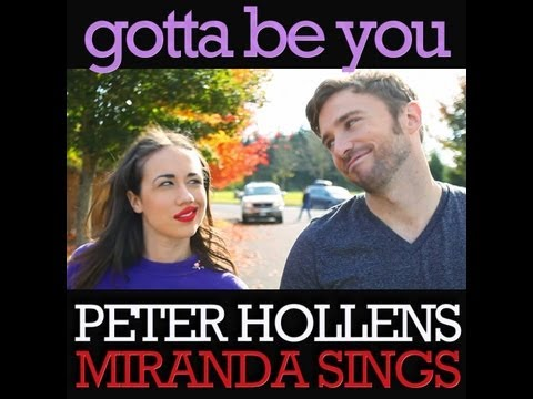 Gotta Be You - One Direction - Peter Hollens - Feat. Colleen Ballinger & Miranda Sings