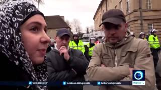 One day this Hijabi went to meet the EDL...this is what happened