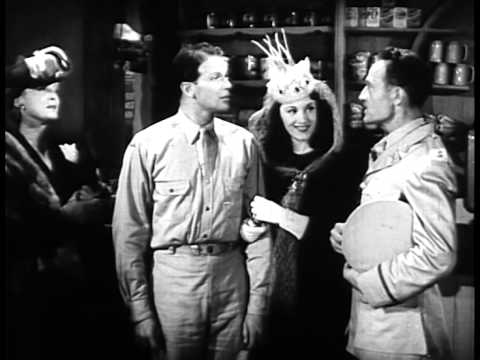 The Yanks Are Coming 1942 WWII COMEDY