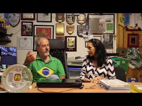 """Minha Homenagem Ao Dia Do Soldado Com O Professor Mario Pereira  """"FEB, Além Da Glória"""""""