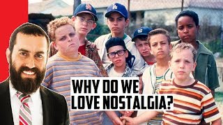 """Why Do We Feel Nostalgia? Interview With The Cast And Director Of """"The Sandlot"""""""