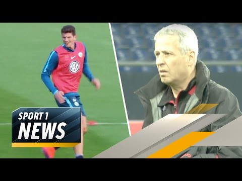 BVB und Favre angeblich einig, Gomez bleibt in Wolfsburg | SPORT1 - Der Tag