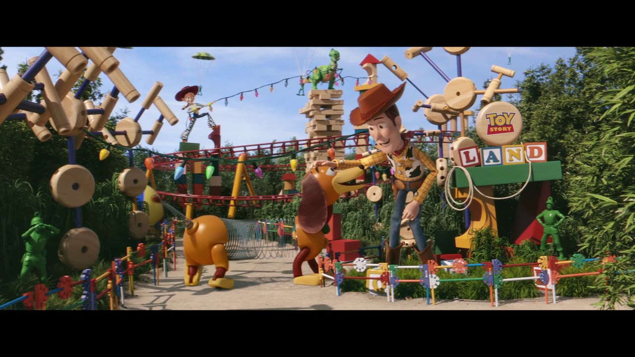 Toy Story Land Now Open At The Walt Disney World Resort Youtube