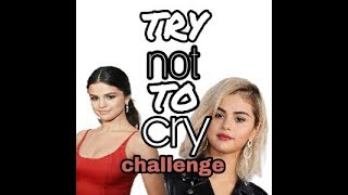 Try not to cry - SMG HD (Part 1) (Selena Gomez Version)