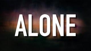 Alone (feat. TRU) - [Lyric Video] Hollyn