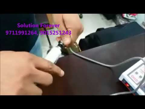 Combination Therapy US TENS Machine Used In Physiotherapy By Biotronix India