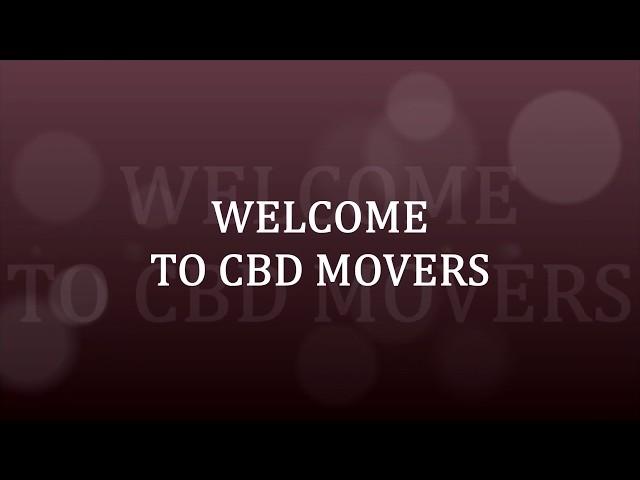 CBD Movers Toowong, QLD